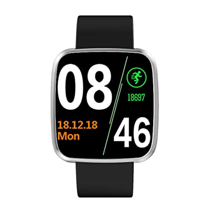 Amazon.com: Eiowords Smart Watch Android iOS Sports Fitness ...