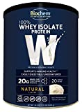 Biochem Ultimate 100 % Whey protein, Natural, 24.6-Ounce Can For Sale