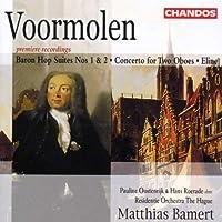 Voormolen - Baron Hop Suites No.s 1 & 2 - Concerto for Two Oboes