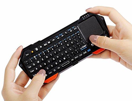Whizzotech Wireless Portable Bluetooth Keyboard