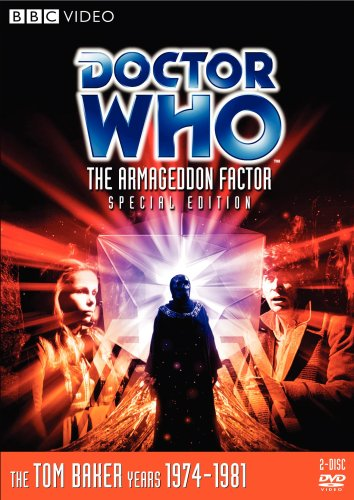 Doctor Who Armageddon Factor Special product image