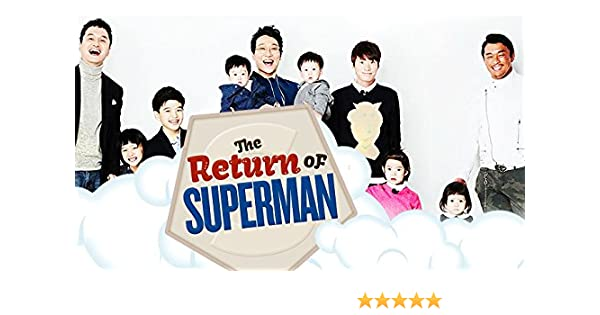 efb059ef7 Amazon.com: Watch The Return of Superman - Season 1 | Prime Video