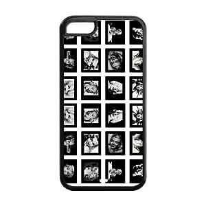 Custom Design Marilyn Monroe Quotes iphone 5C Case Plastic Hard Phone Case