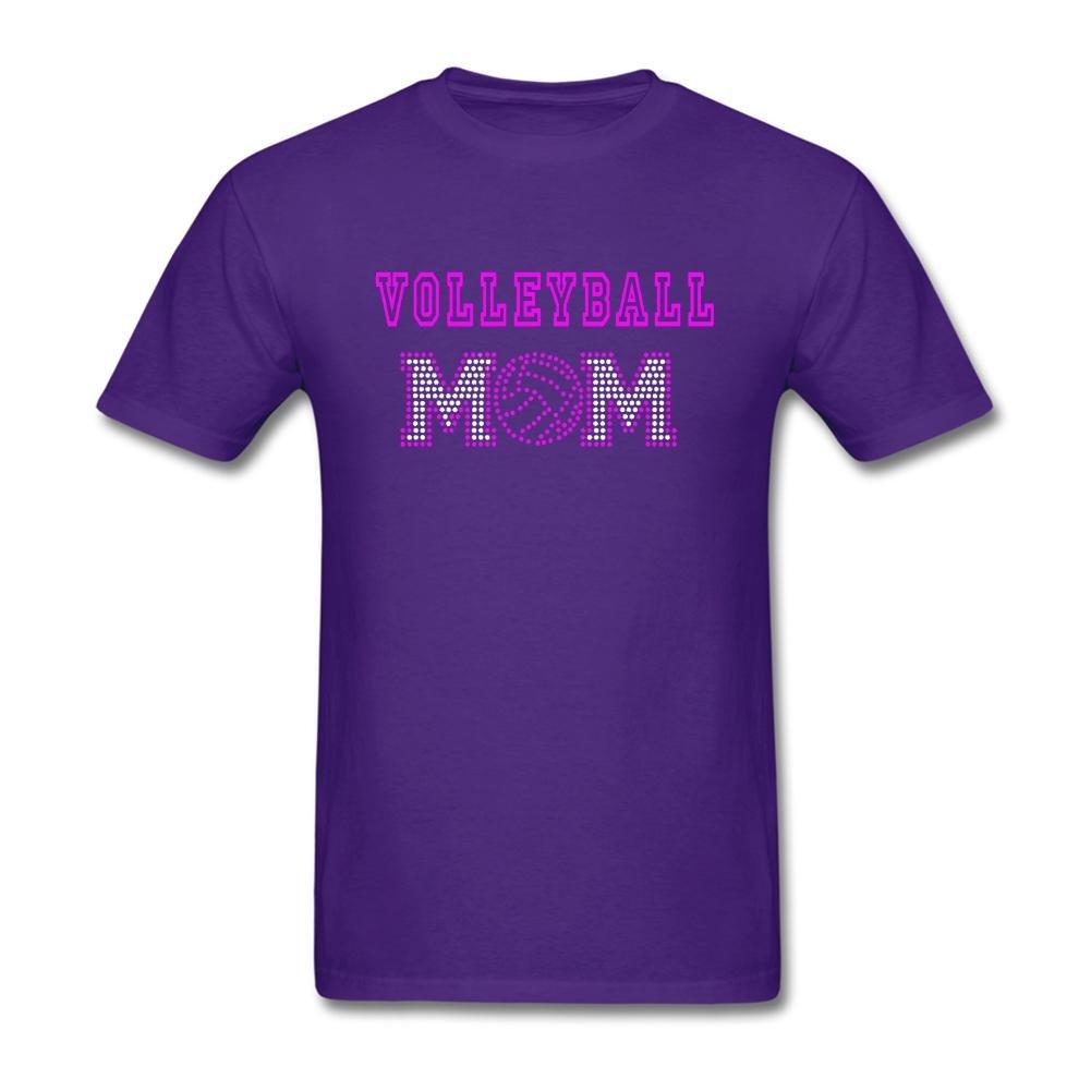 Rurer S Volleyball Mom Logo Tshirt