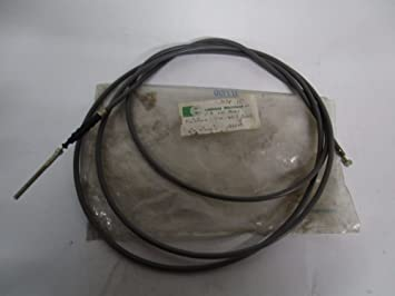 Cable Transmisión embrague para Piaggio Ape TM 703 - 602: Amazon.es: Coche y moto