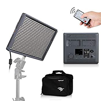 Image of Aputure Amaran HR672S Led Video Light Panel High CRI95+ Accurate Pure Light 2.4G FSK Technologies 100M Wireless Groups Control 5500K for DSLR Camera