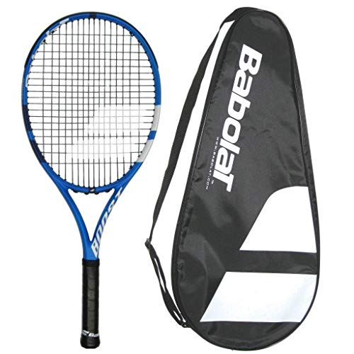 Babolat 2018 Boost D Boost Drive Tennis Racquet – Strung with Cover