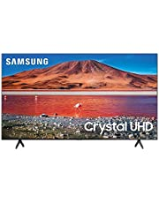 $312 » Samsung 43-inch TU-7000 Series Class Smart TV | Crystal UHD - 4K HDR - with Alexa Built-in | UN43TU7000FXZA, 2020 Model (Renewed)