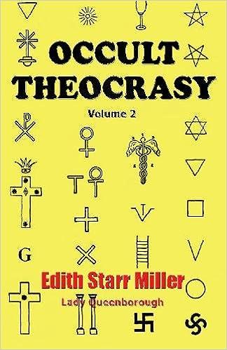 Book — OCCULT THEOCRASY, VOL. 2
