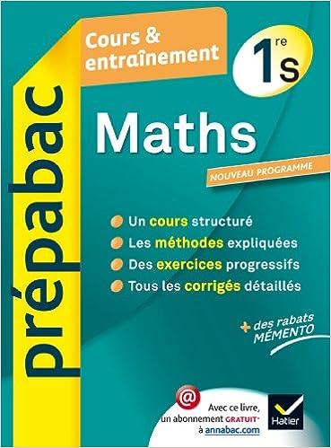 Prepabac Cours Et Entrainement 9782218968853 Amazon Com Books