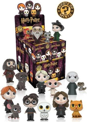 Funko - Figurine Harry Potter Mystery Minis - 1 Caja Al Azar ...