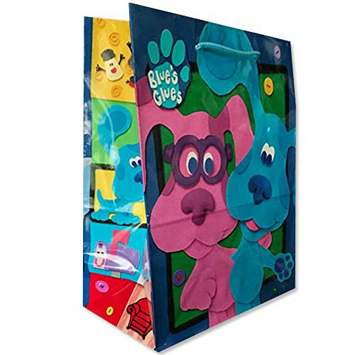 Blue's Clues Large Gift Bag (1ct)