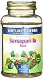 Nature's Herbs Zand Sarsaparilla Root Capsule, 100 Count