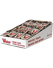 Victor Metal Pedal Mouse Trap (Pack of 72)