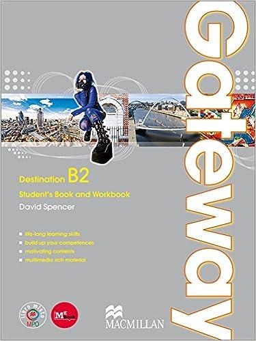 Gateway. B2. Student's Book-Workbook-Exam Practice. Con Espansione Online.