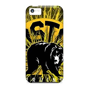 Shockproof Hard Phone Cover For Iphone 5c (nWI7674DAws) Unique Design HD Boston Bruins Pattern