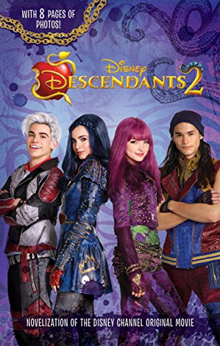 Descendants 2:  Junior Novel (Descendants Junior Novel)]()