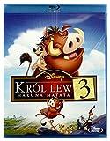 Kr?ll Lew 3: Hakuna Matata (Disney) [Blu-Ray] (English audio. English subtitles)