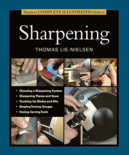 Tauntons Complete Illustrated Sharpening Taunton