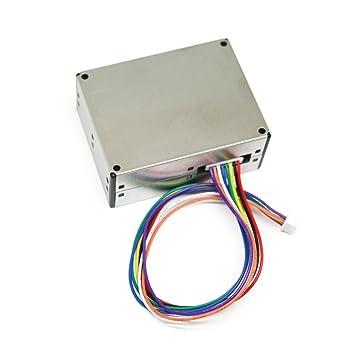 Gabo-cell Laser Dust Sensor Module PM1 0 PM2 5 PM10 Built-in
