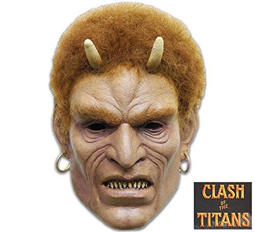 Trick or Treat Studios Men's Clash Of The Titans 1981-Calibus Mask, Multi, One Size -