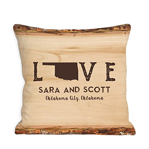 Oklahoma Sooners Throw Pillow - 6