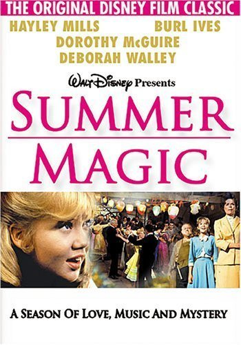 (Summer Magic by Walt Disney Home Entertainment by James Neilson)