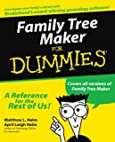 img - for Family Tree Maker For Dummies book / textbook / text book