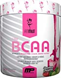 FitMiss Women's BCAA Powder, 3 Grams of BCAAs Amino Acids, Post Workout Recovery Drink for Muscle Recovery and Muscle Toning Strawberry Margarita, No Sugar or Calories, 30 Servings
