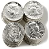 Franklin & Kennedy Silver Half Dollars