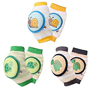 Ava & Kings Baby Knee Pads for Crawling – Babies...