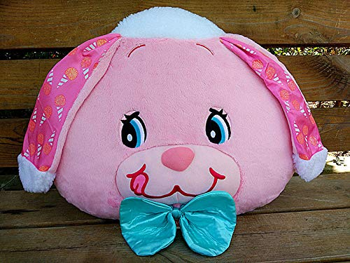 FidgetGear Jumpin Jellybean Bunny Cherry Bear Rabbit Plush Cushion Pillow Cherry Bunny from FidgetGear