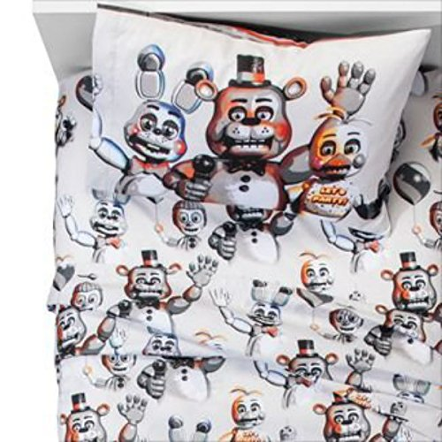 Five Nights at Freddy's Sheet Set Full (Five Sets)