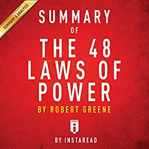 Summary of The 48 Laws of Power: by Robert Greene | Includes Analysis Hörbuch