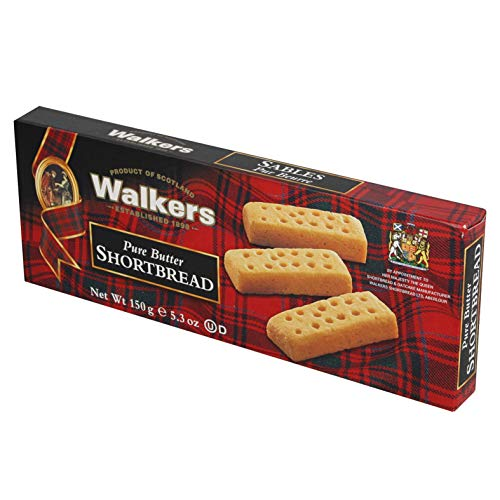 (Walkers Classic Shortbread Fingers - 5.3 oz)