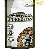 PureBites Beef Liver Freeze Dried Dog Treats (3 Pack)