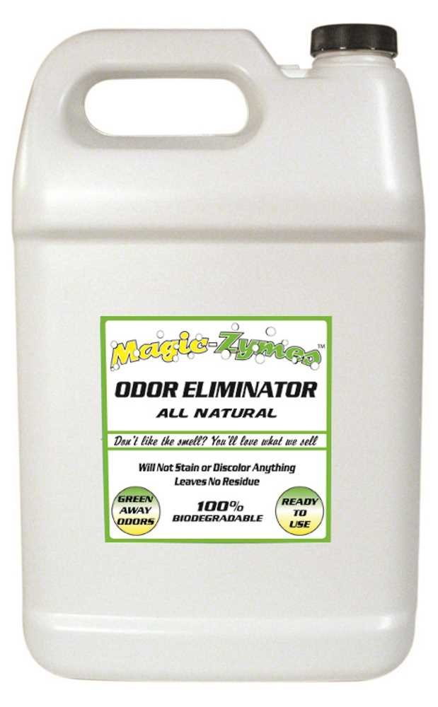 Magic-Zymes All Natural Odor Remover 1 Gallon Bottle