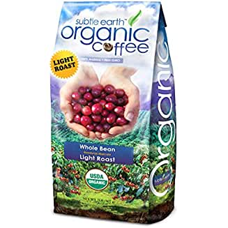 Cafe Don Pablo Subtle Earth Organic Gourmet Coffee - Light Roast