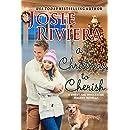 A Christmas To Cherish: A Sweet and Wholesome Christian Novella (Cherish Series Book 2)