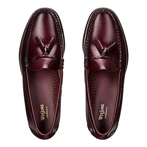 G.H. Bass Larkin Tassel Loafers Wine VCfl44GM9