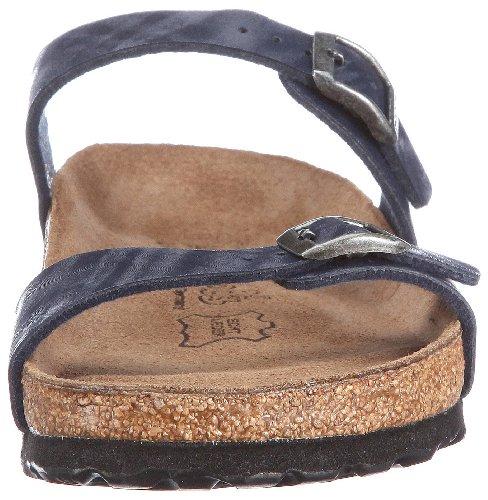Birki Tahiti 506323 Damen Sandalen/Fashion-Sandalen Blau (SHINY CHECK BLUE)