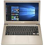 ASUS UX303UA-R4051T -Portátil de 13.3 pulgadasl full HD (Intel Core i7 6500U, 8 GB de RAM, disco SSD 256 GB, Windows 10 Home), plata - teclado QWERTZ alemán [importado de Alemania]
