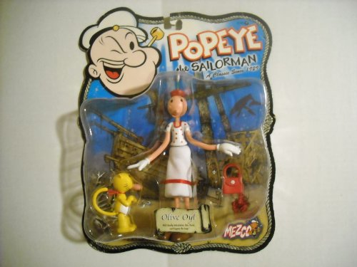 Classic Popeye: Olive Oyle 6.5