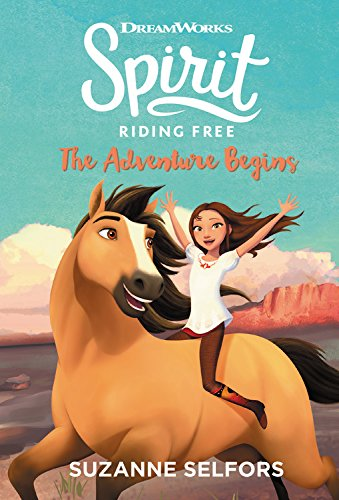 Spirit Riding Free: The Adventure Begins: Library Edition by Blackstone Pub