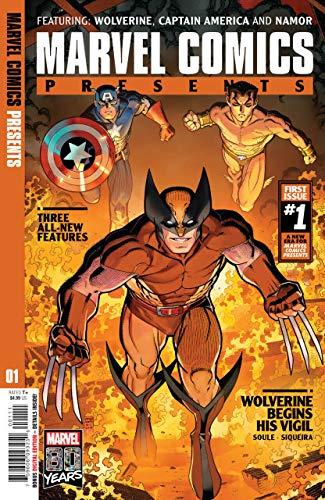 Marvel Comics Presents (2019) #1 VF+ - VF/NM Arthur Adams Cover