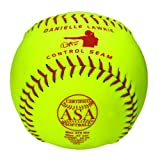 Baden Perfection 12'' Fastpitch Softballs 2A312FLY-1 1 Dozen