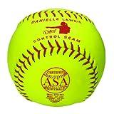 Baden Perfection 12'' Fastpitch Softballs 2A312FLY-1 1 Dozen
