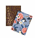 Rifle Paper Co Birch / Tapestry Pocket Notebook Set
