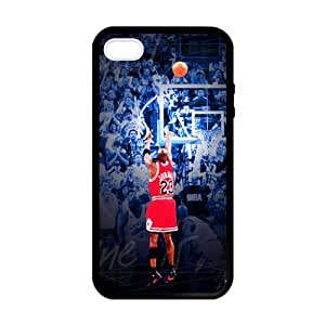 Air Jordan Playing Case for iPhone 5 5s case by lolosakes