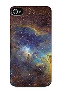 New Style PC 4/4s Protective Case Cover/ Iphone 4/4s Case - Outer Space Galaxies Nebulae